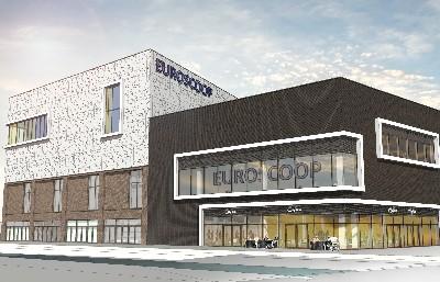 Building Permit Euroscoop Amsterdam