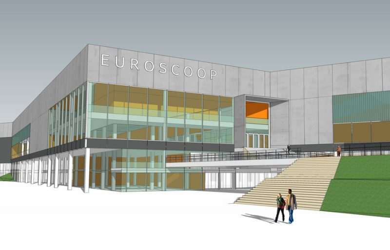 Permit Euroscoop The Hague approved