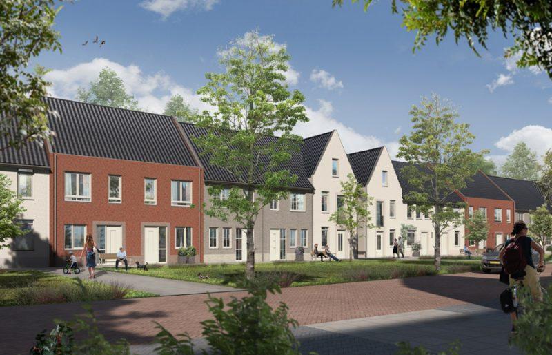 Start building of the project Nieuwe Vaert