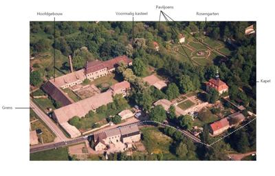 Design and Building Application Schloss Tiefenau