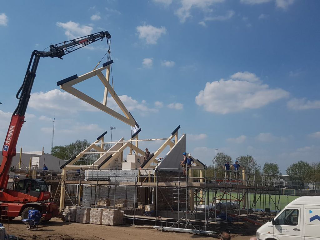 CLUBHOUSE MHC VENRAY HAS REACHED HIGHEST POINT