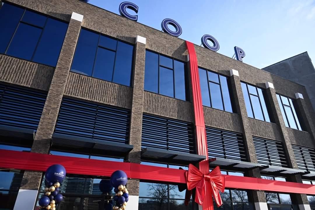 Opening Euroscoop Amsterdam