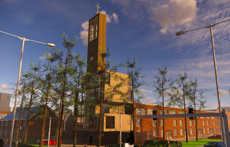 Lourdestoren